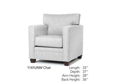 University Place Chair Neutral 1141UNW
