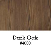 Dark Oak Finish