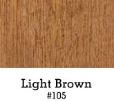 Light Brown Finish