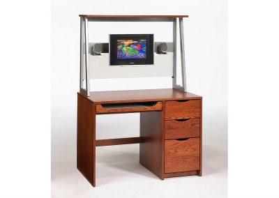 itrek with Camden Desk