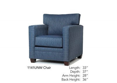 University Place Chair 1141UNW