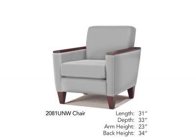 Bravo Chair Neutral 2081UNW