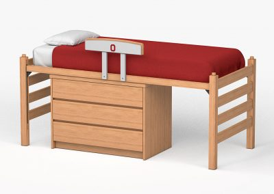 Quatro Bed and Chest