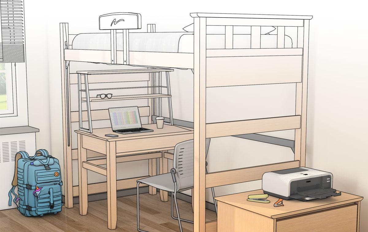 FreshSpace Sketch